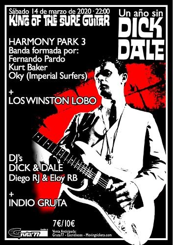 Un año sin Dick Dale