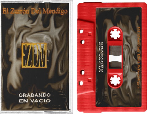 El Zurrón Del Mendigo - Grabando En Vacio (1999) cassette
