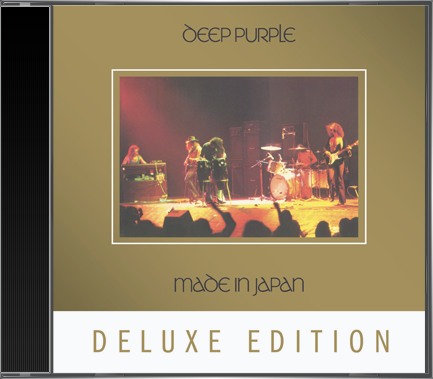 Deep Purple - Made In Japan (Deluxe 2014 Remaster) cd