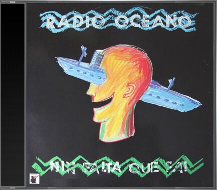 Radio Océano - Nin Falta Que Fai (1986) cd
