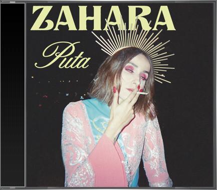 Zahara - PUTA (2021) cd