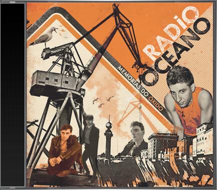 Radio Océano - Memorias do Óxido (2018) cd
