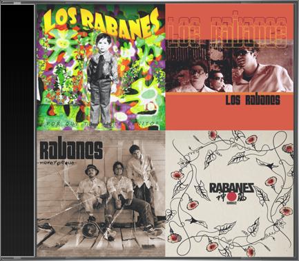 Los Rabanes cd