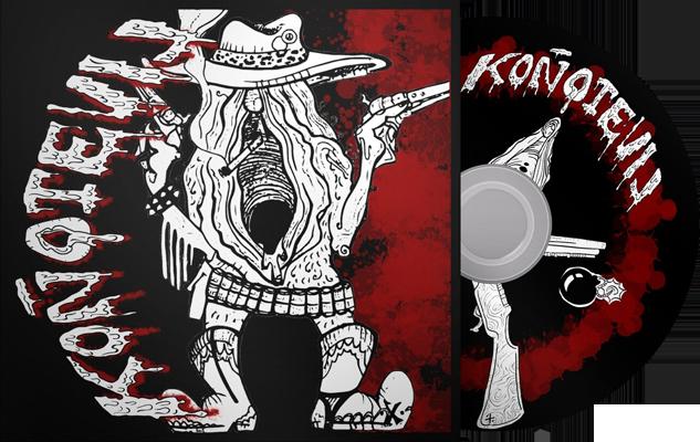 Koñote Vil - MAKETA VIL (2020) b cd