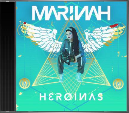 Marinah - HEROÍNAS (2021) cd