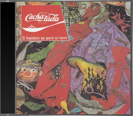 Cucharada - El Limpiabotas Que Queria Ser Torero (1979) cd