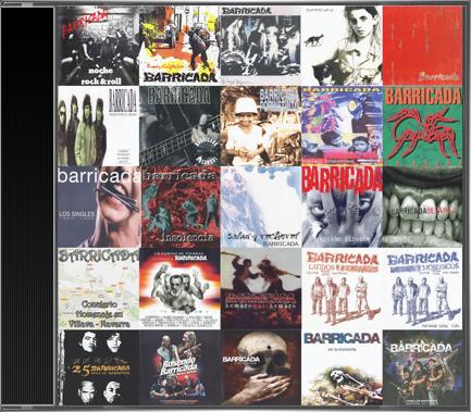 Barricada discografia completa cd